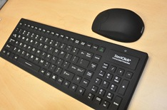 wireless keyboards and computer mice