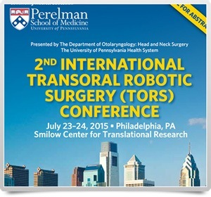 Transoral Robotic Surgery Conference